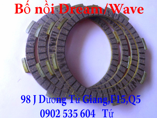 Bố nồi Dream / Wave